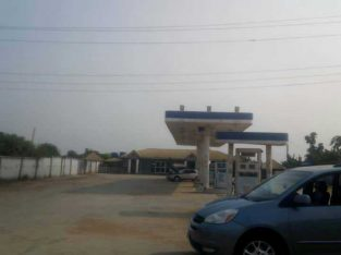 Filling Station With 6 Pumps In Ikorodu, Lagos