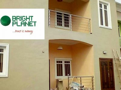 New 3 bedroom flat for rent
