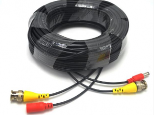 Pre-made All-in-One 30M 100Ft BNC Video and Power