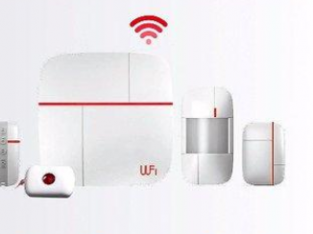 Wireless Home Security Safe House Alarm System