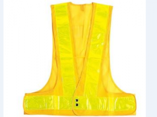 Safety Reflective Vest by Hiphen solutions