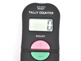 Gogo Digital Tally Counter – Count Up & Down