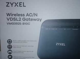 Brand new wireless zyxel router from UK