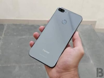 Fairly used Huawei honor 9 lite, without scratch