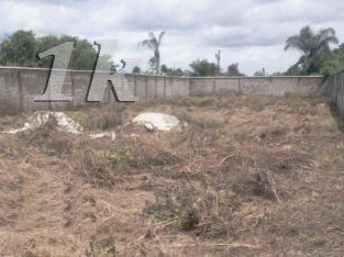 Cheap land for sale | A fenced two plots of land at Islamic Village, Gerewu Ilorin