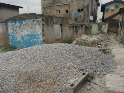 Land for lease in Lagos | A Plot of Land for 5 Year Lease Period